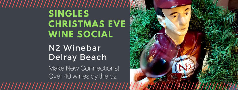 TheEveBall.com - Christmas Eve Singles Social in Delray Beach
